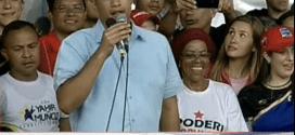 HÉCTOR RODRÍGUEZ:  Al chavismo no lo asusta nadie
