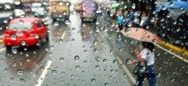 Inameh pronostica para hoy miércoles nubosidad con precipitaciones débiles y moderadas en gran parte del país