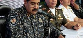 Presidente Maduro aprueba 85% de aumento salarial a funcionarios de la PNB y CICPC