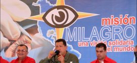 Misión Milagro nació hace trece años para cambiar la vida de millones de personas