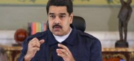 Presidente Maduro rechazó intromisión de ministro español