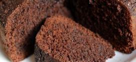 Prepara una deliciosa torta sin azúcar, harina ni mantequilla