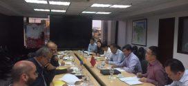 RICARDO MENÉNDEZ: Más de 60 empresas chinas se reunieron en Constituyente Económica