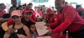 Gobierno Bolivariano entregó 32 viviendas a familias larenses