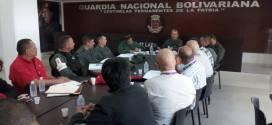 GNB se reunió con el sector telecomunicaciones del estado Lara