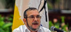 Eligen a Rodrigo Londoño »Timochenko» como presidente del partido político de las Farc