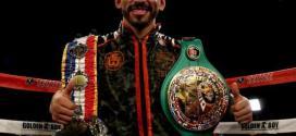 Jorge Linares retiene su título de campeón tras vencer a Campbell