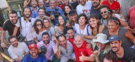 Lula da Silva sostuvo reunión con periodistas de medios alternativos