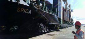 Arribaron al Puerto El Guamache tres mil 439 toneladas de alimentos y artículos de primera necesidad