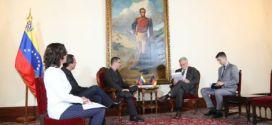 Venezuela entregó notas de protesta a embajadores de España, Alemania, Italia y Reino Unido