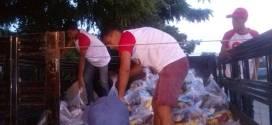 Desde el Cedra | CLAP El Ujano Tercera Etapa abastece alimentos casa a casa (+FOTOS)