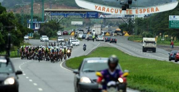 Vuelta a Venezuela dará banderazo inicial el 27 de octubre