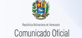 Venezuela se pronuncia sobre situación jurídica del ciudadano Freddy Guevara