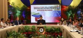 Jefe de Estado instó a gobernadores culminar obras afectadas por la caída del precio del petróleo