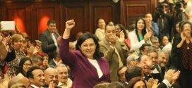 Gobernadora de Lara sobre elecciones regionales: ¡Ganó la democracia, ganó la paz!
