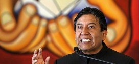 Choquehuanca declaró que comicios regionales en Venezuela fortalecen la democracia y la paz en la región