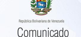 Venezuela lamenta hechos suscitados en Tumaco por protestas pacíficas