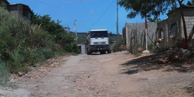 DESVÍA LOS RECURSOS: Hidrolara 'juega' con los habitantes del sector Veragacha