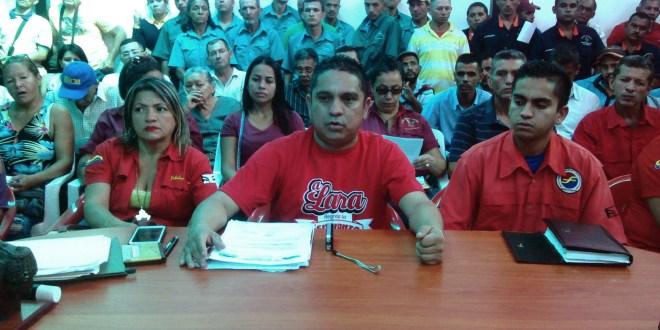 Transportistas revolucionarios expresan su apoyo a los candidatos del PSUV