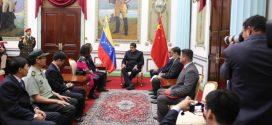 Jefe de Estado recibió carta credencial de embajador de China en Venezuela