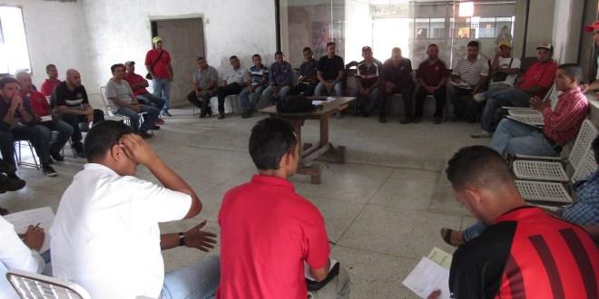 Consejo Popular de Trabajadores de Inferca instaló mesas de trabajo