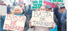 Inicia audiencia pública en Argentina por aumento de tarifas en servicios públicos
