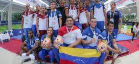 Venezuela consiguió 23 medallas este martes en Juegos Bolivarianos de Santa Marta