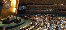 ONU: Un total de 191 países exigen poner fin al bloqueo de EEUU contra Cuba