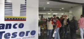 Banco del Tesoro se incorporará esta semana al sistema de pago móvil interbancario
