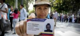 Hasta la fecha más de 16 millones de venezolanos se han inscrito en el Carnet de la Patria
