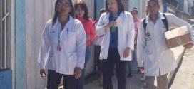 Gobierno Bolivariano de Lara entregó medicamentos casa a casa