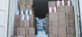 Incautadas 3.88 toneladas de jabón en polvo y liquido
