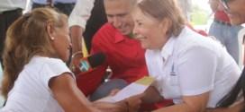 85 familias recibieron sus Títulos de Tierras Urbanas en Palavecino