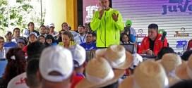 JPSUV respalda acciones del Plan Vuelta a la Patria