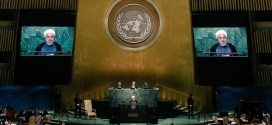 Presidente de Irán: EEUU pone en riesgo la paz mundial