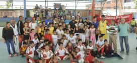 Continúan los Juegos Deportivos Nacionales Comunales 2018