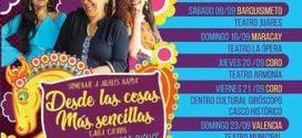 ¡Disfruta en familia! Obra musical «Desde las cosas más sencillas» llega a Barquisimeto