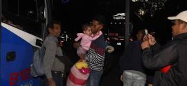 Otros 140 venezolanos regresaron desde Colombia