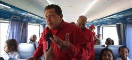 """Hugo Chávez: """"Esta obra tiene importancia estratégica, para la región y Venezuela"""""""