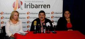 """Wilmer Pífano: """"Bomberos de Iribarren tienen respuesta ante cualquier siniestro"""""""