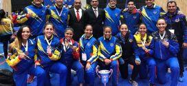 Venezuela obtiene subcampeonato en Campeonato Iberoamericano de Karate