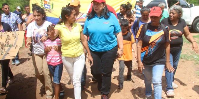 Más de 23 mil habitantes de las parroquias El Blanco y Las Mercedes atendidos por el Gobierno Bolivariano de Lara