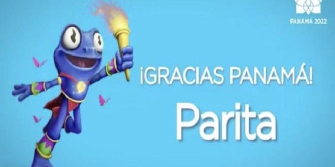 Parita es la mascota oficial para los Juegos Centroamericanos y del Caribe Panamá 2022
