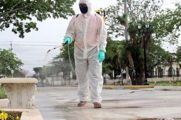Parque Ayacucho de Barquisimeto es embellecido por Misión Venezuela Bella