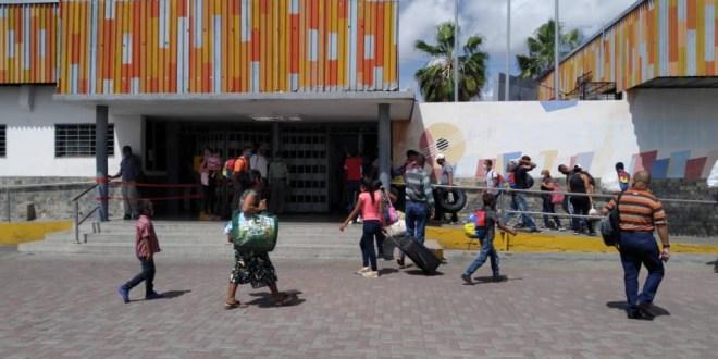 ¡CON PREVENCIÓN! Más de 13 mil personas movilizadas por el Terminal Terrestre de Barquisimeto