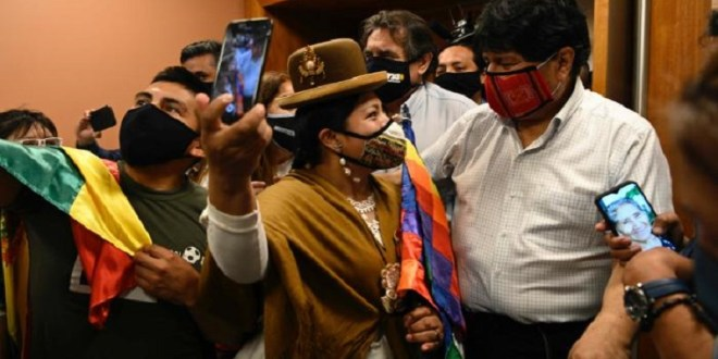 Evo Morales regresará a Bolivia para acompañar a Gobierno de Luis Arce desde Cochabamba