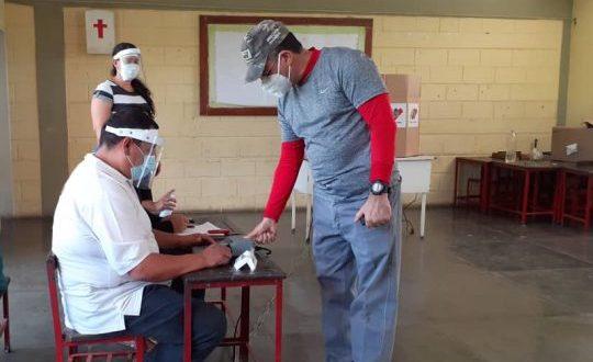 #RUTA ELECTORAL Con total normalidad fluyó Simulacro Electoral en el Circuito 2 del estado Lara