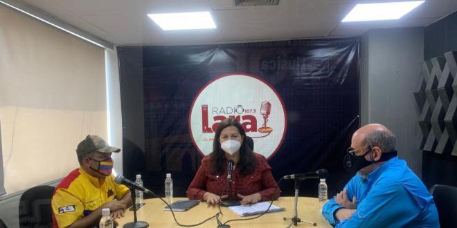 RECORREN CENTROS EN SIMULACRO ELECTORAL / Carmen Meléndez: «Al pueblo larense le ofrecemos democracia plena» (+BALANCE COVID-19)