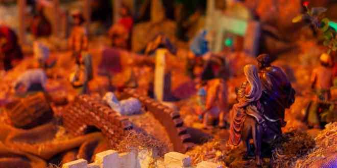 POR SEGUNDO AÑO CONSECUTIVO / La Parroquia Divina Misericordia de Cabudare ganó el premio internacional al pesebre más hermoso del mundo
