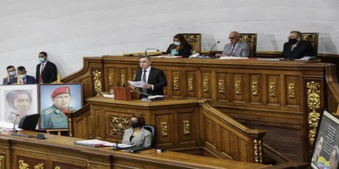 Fiscal General: MP mantiene lucha contra las mafias que tratan de usar a Venezuela como puente para el tránsito de sustancias prohibidas
